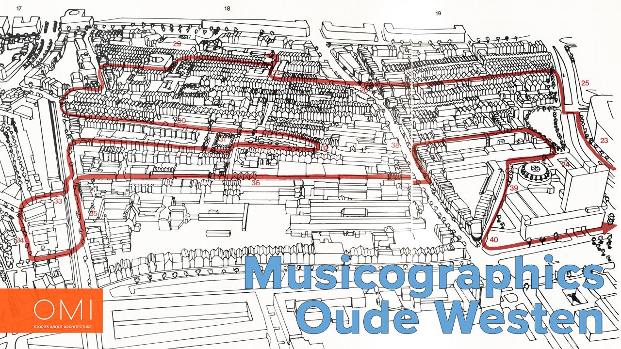 Musicographics | Oude Westen